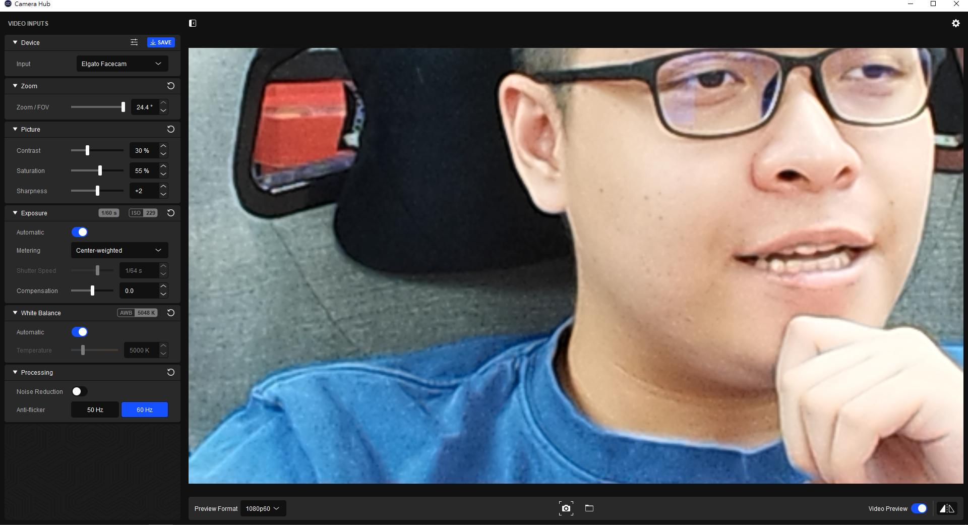 Elgato Facecam 網絡攝影機