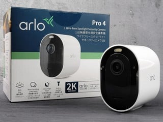 Wi-Fi 直連、2K HDR 高畫質 Arlo Pro 4 聚光燈無線攝影機