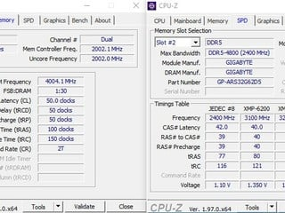 Intel 12 代 CPU 配 DDR 5 記憶體很好超 ? DDR5-8008 CL50-50-20-125 2T 達成 !!