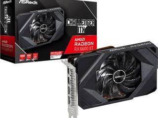 【卡長約 18cm!?】再多一款超短 ITX 卡選擇 華擎推出全新 Radeon RX 6600 系列顯示卡