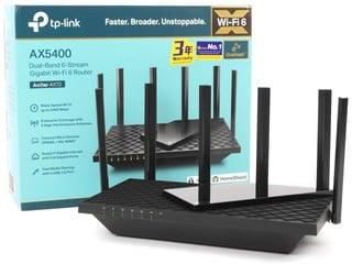 平玩 4T4R AX5400 Wi-Fi 6 !! TP-Link Archer AX72 無線路由器拆解實測