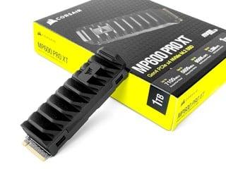 極速 7.1GB/s、120 萬 IOPS !! CORSAIR MP600 PRO XT NVMe M.2 SSD