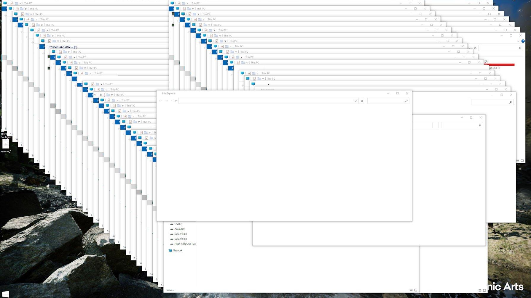 Windows 11 BUG